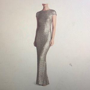 Nordstrom Rose Gold Bridesmaid Dress